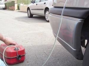 furt carburant